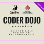Coder DOJO Klaipeda Edukateka